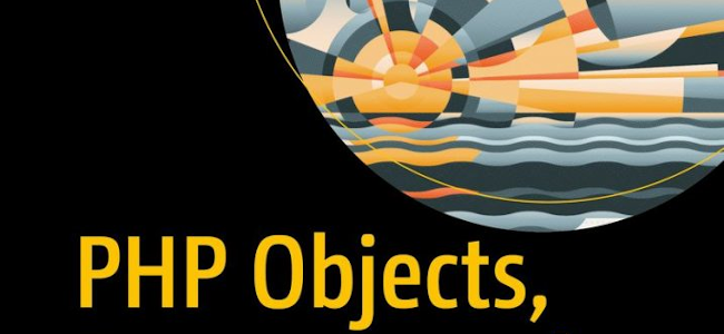 PHP Objects Patterns, and Practice Cover